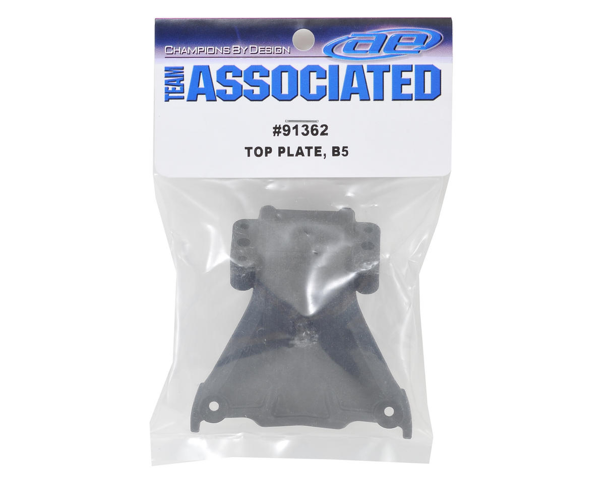 Team Associated Top Plate