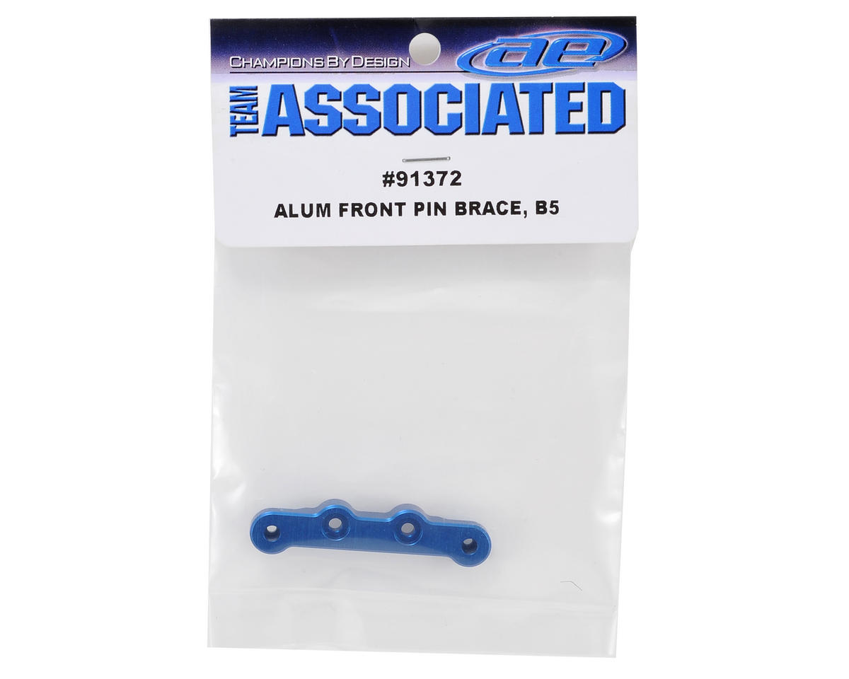 Team Associated Factory Team Aluminum Front Pin Brace