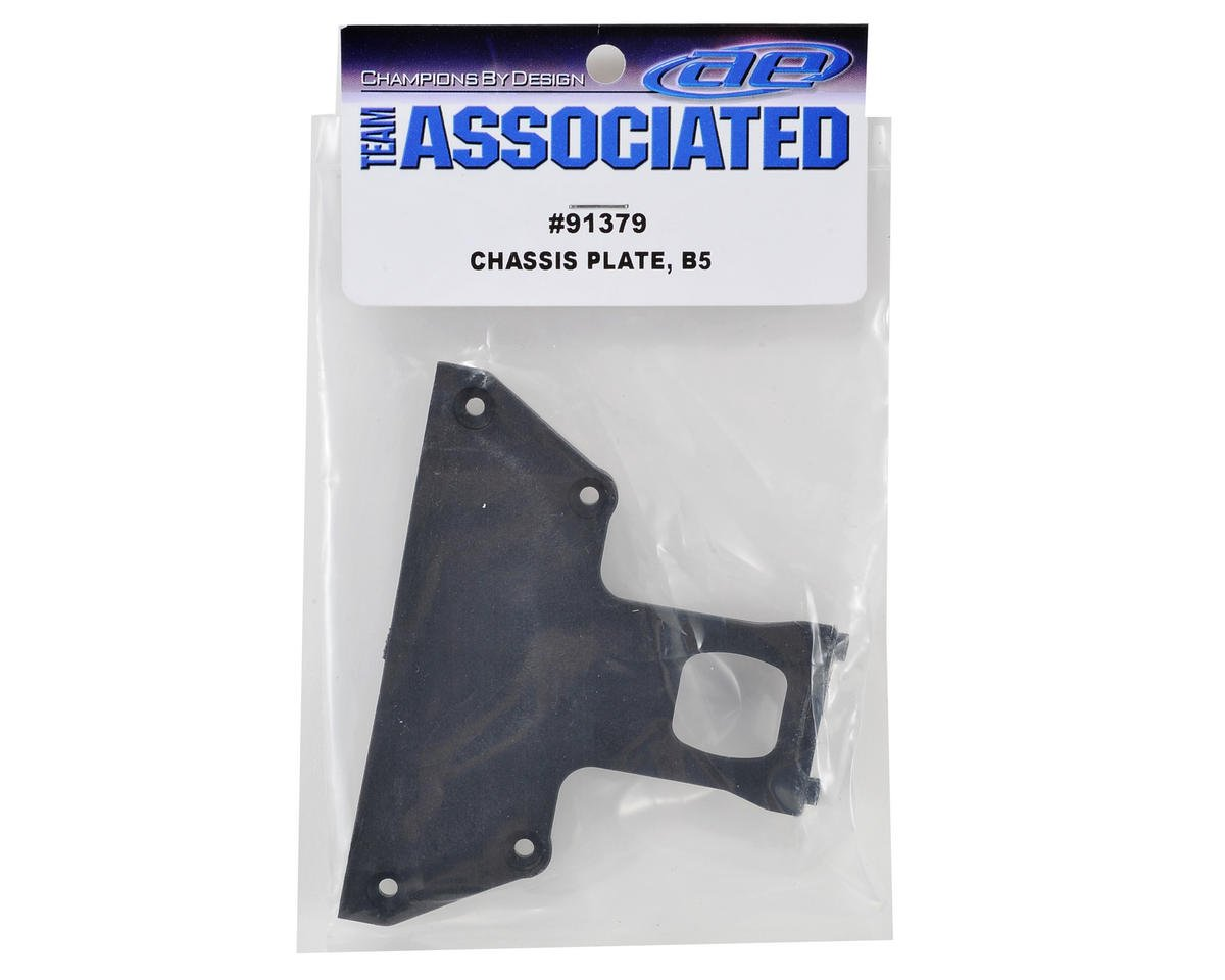 Team Associated B5 Chassis Plate