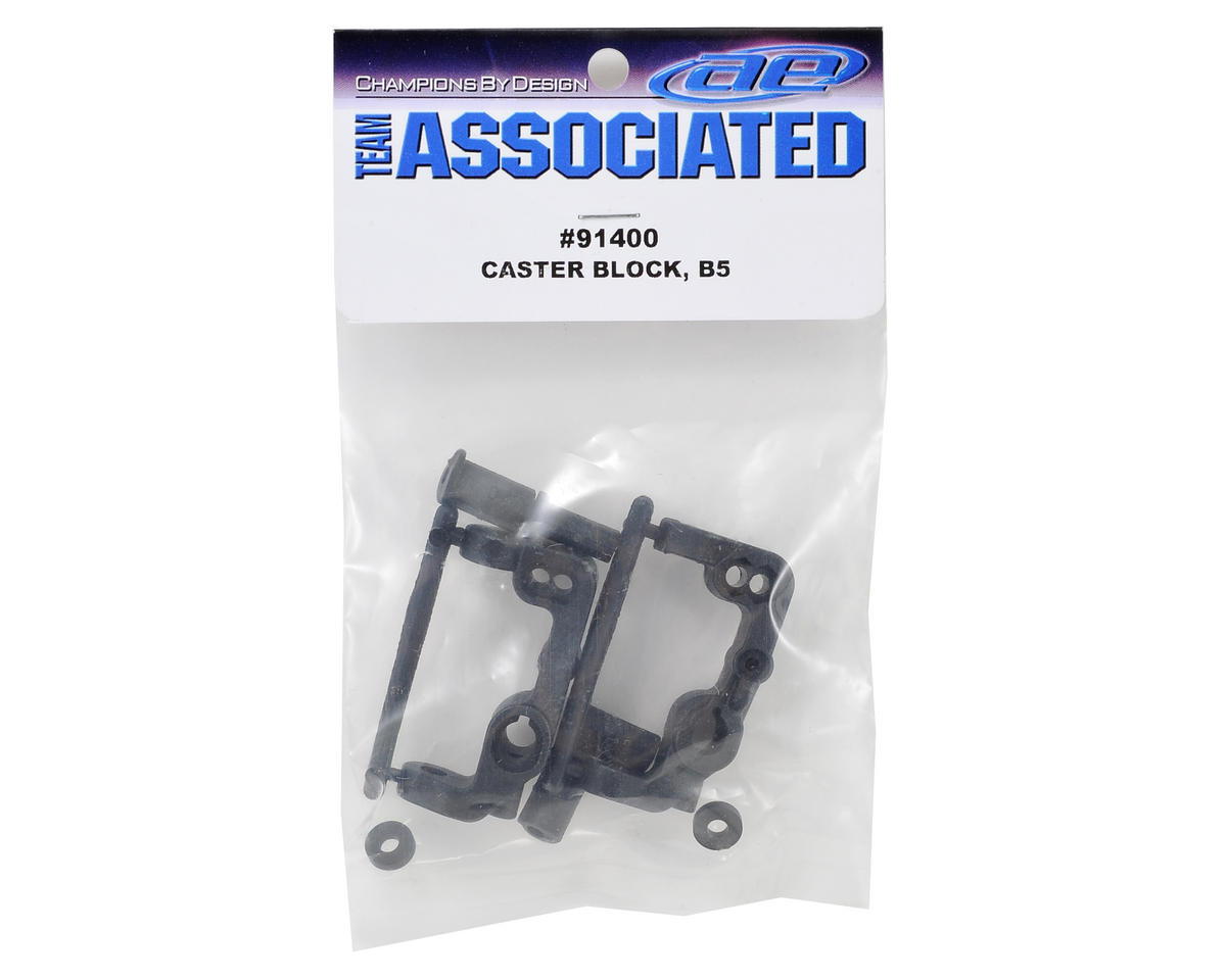 Team Associated Caster Block Set