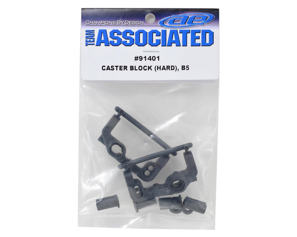 Team Associated Factory Team Caster Block (Hard)