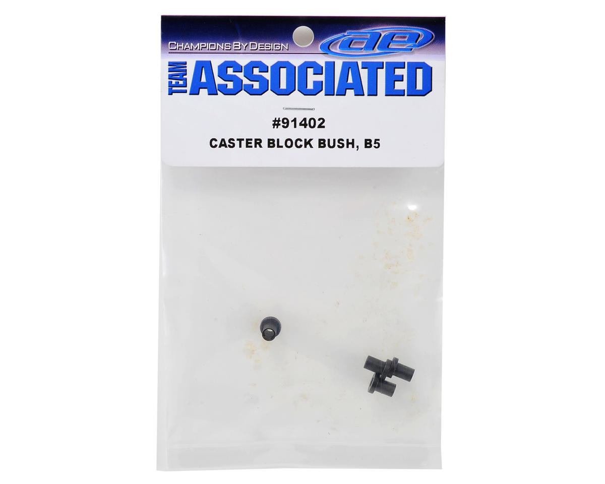 Team Associated Caster Block Bushing (4)