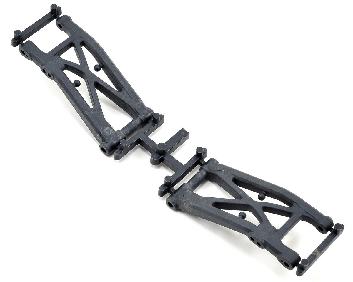Team Associated B5 Factory Team Rear Arm Set (Hard)