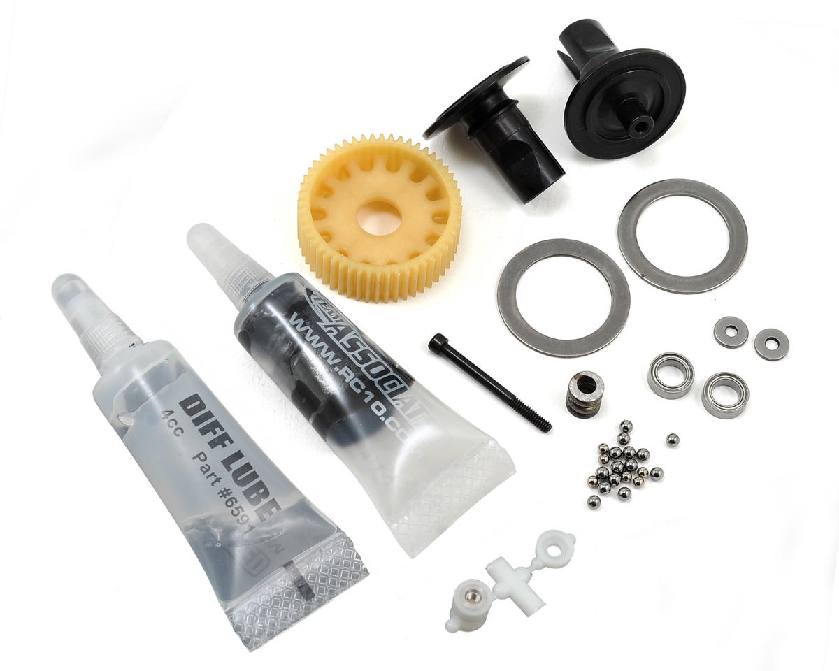Complete Ball Differential Kit by Team Associated