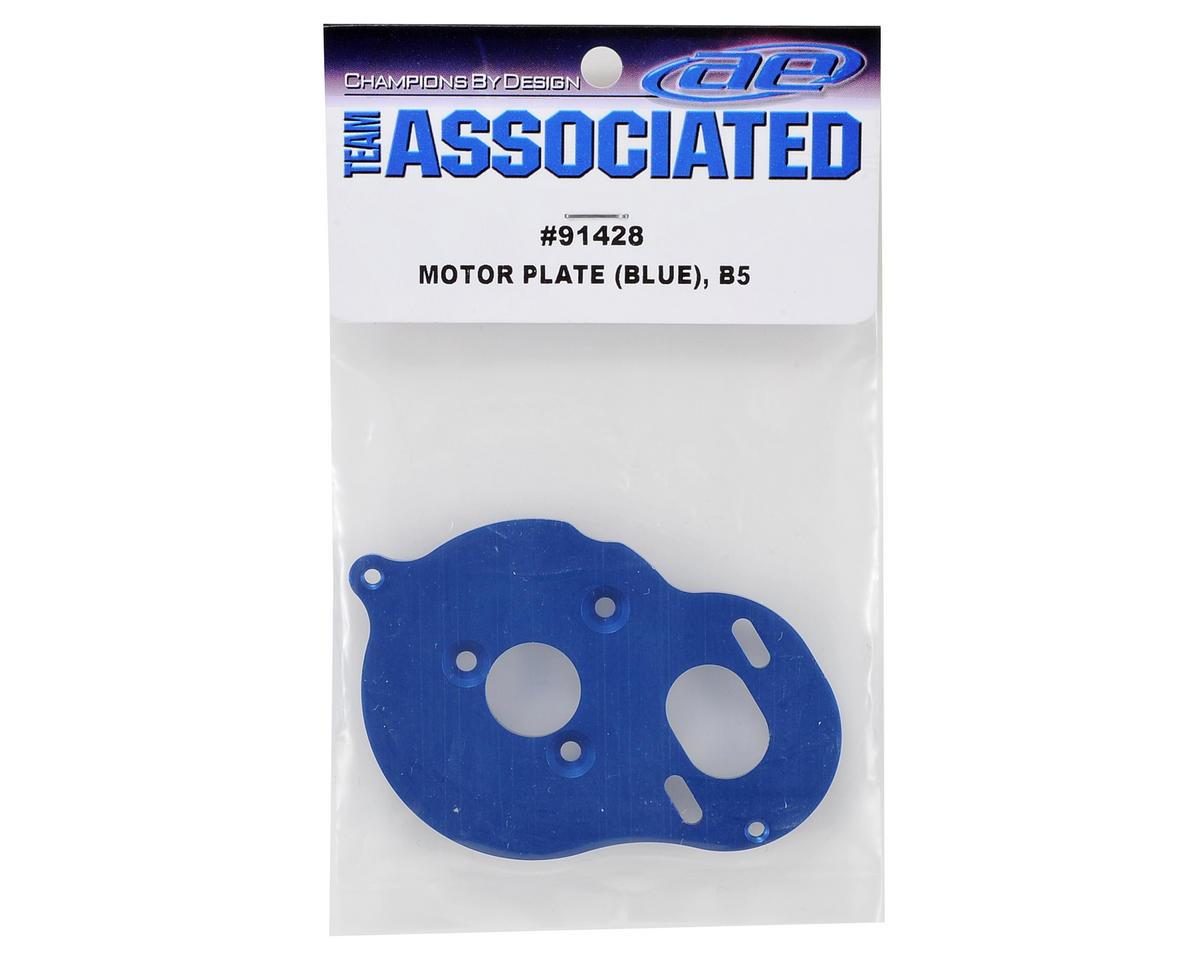 Associated 91428 Motor Plate Blue B5