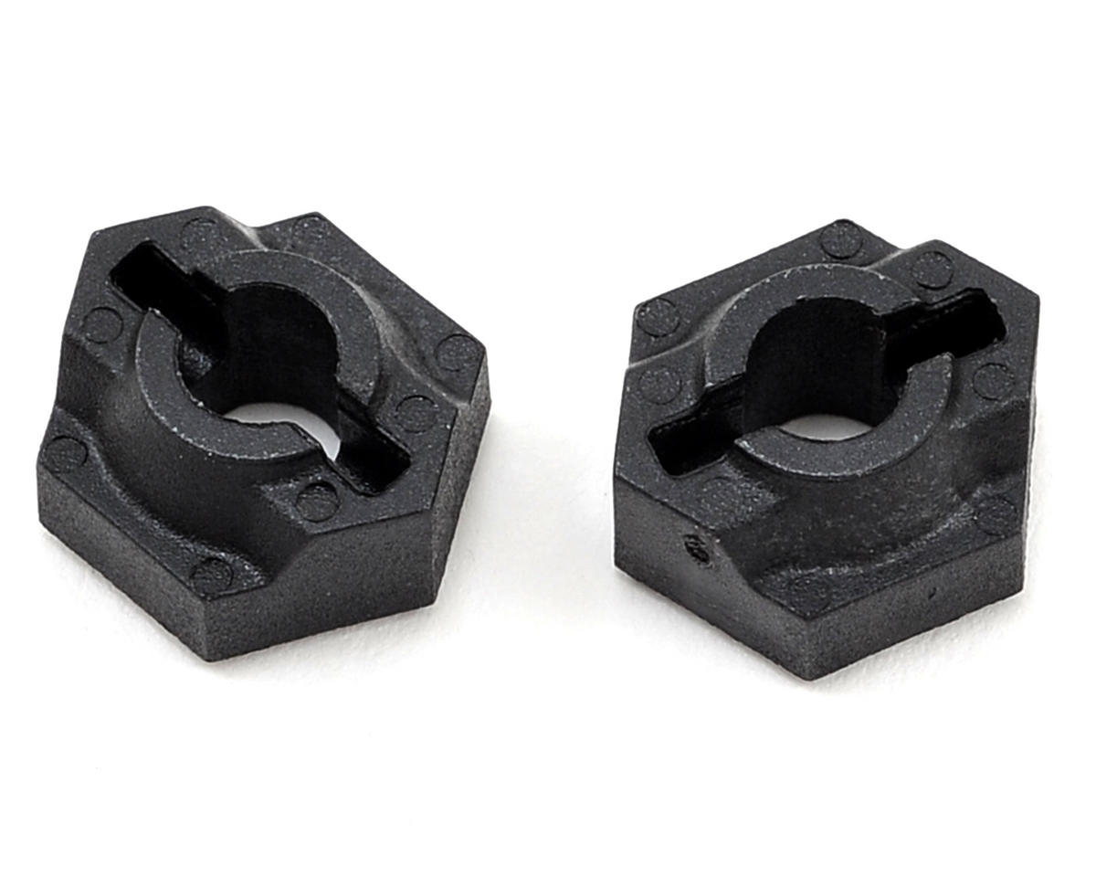 Team Associated Rear Wheel Hex (2)