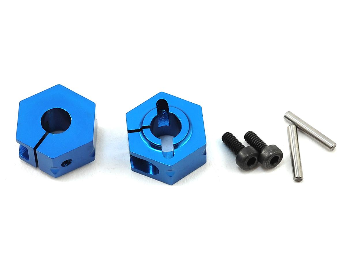 Team Associated Aluminum Clamping Rear Hex (2)