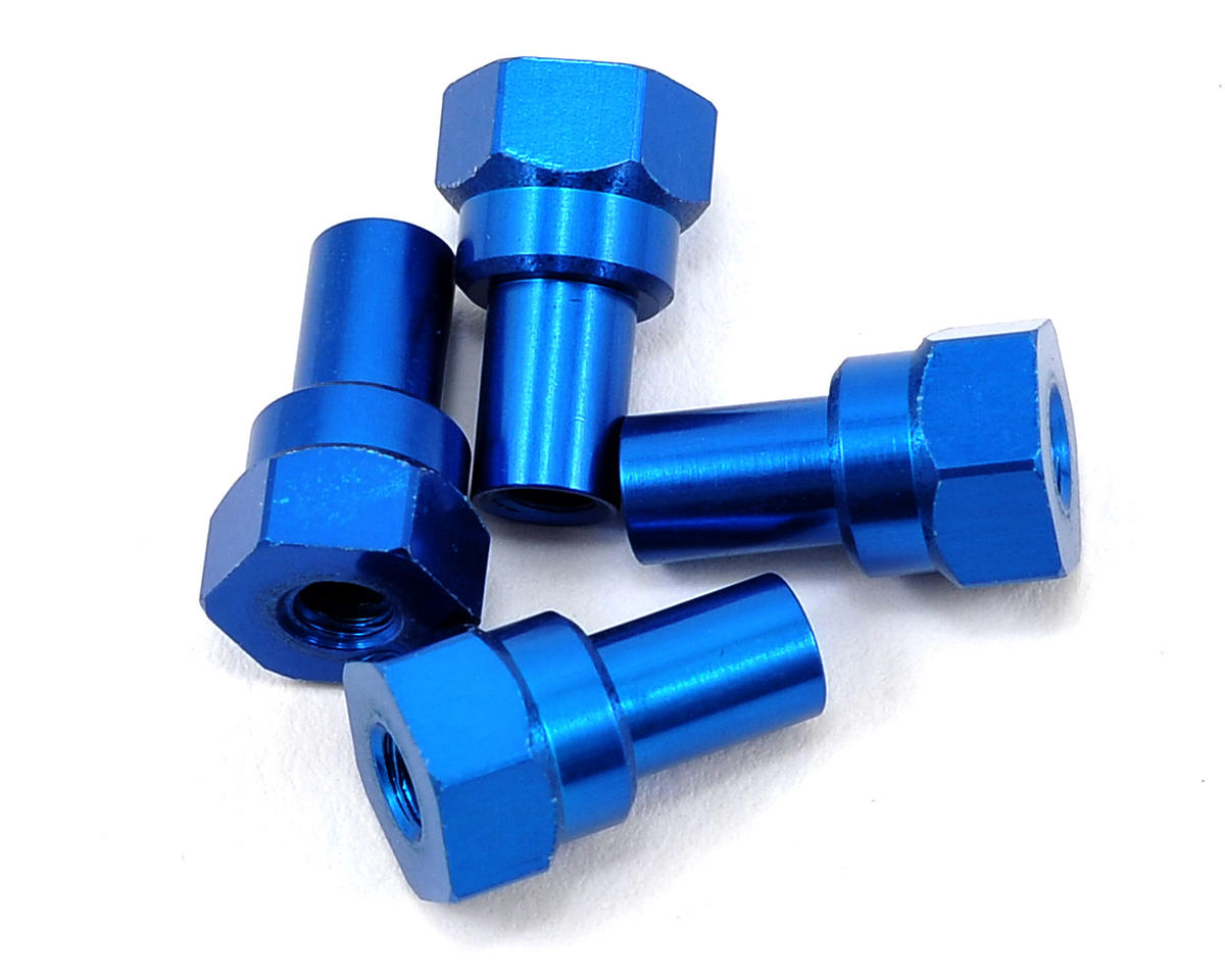 Team Associated Factory Team Aluminum Shock Bushing (4)