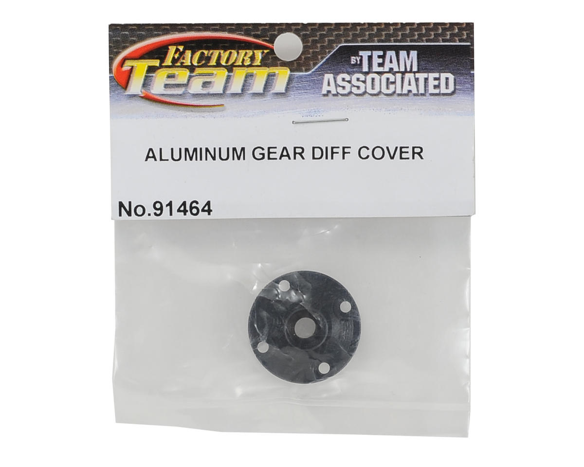 Team Associated Factory Team Aluminum Gear Differential Cover