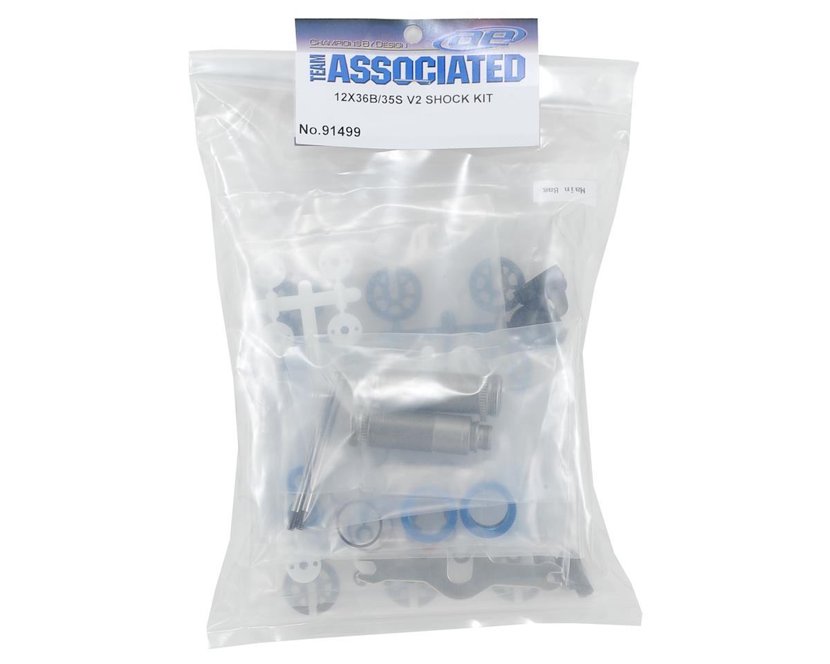 Team Associated V2 Shock Kit