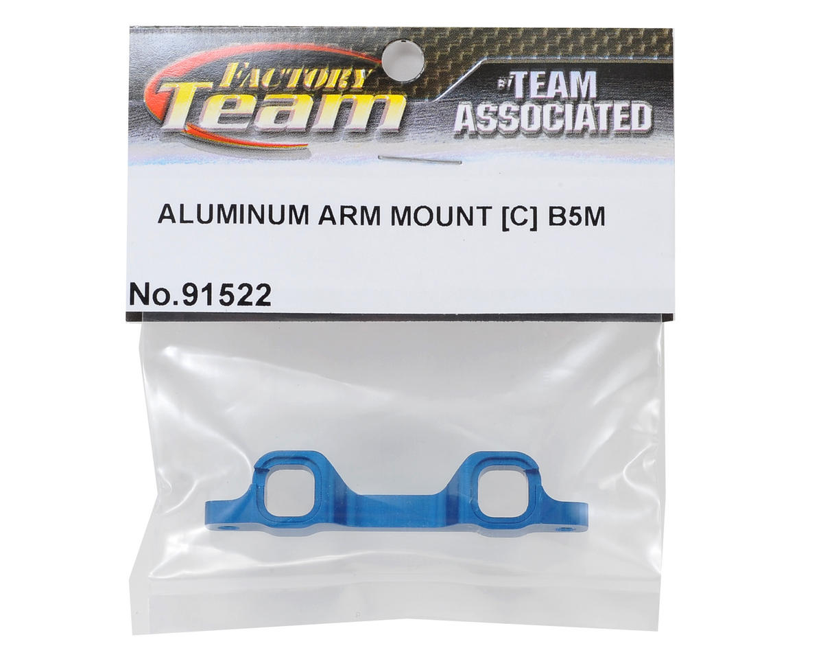 Team Associated B5M Factory Team Aluminum Arm Mount (C)