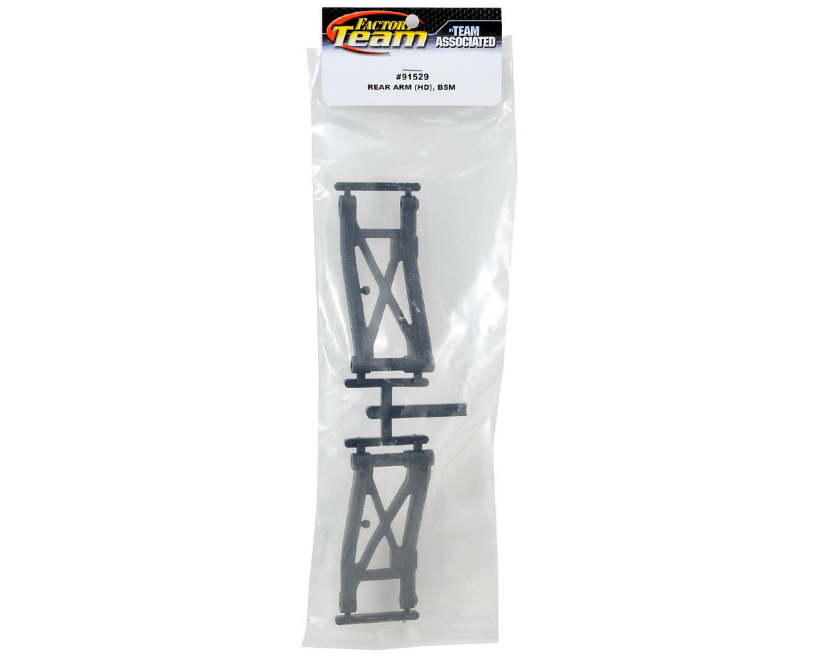Team Associated B5M Factory Team Rear Arm Set (Hard)