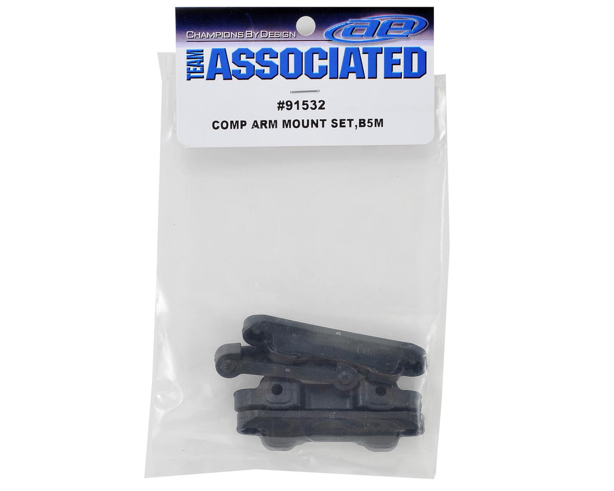 B5M Composite Arm Mount Set by Team Associated