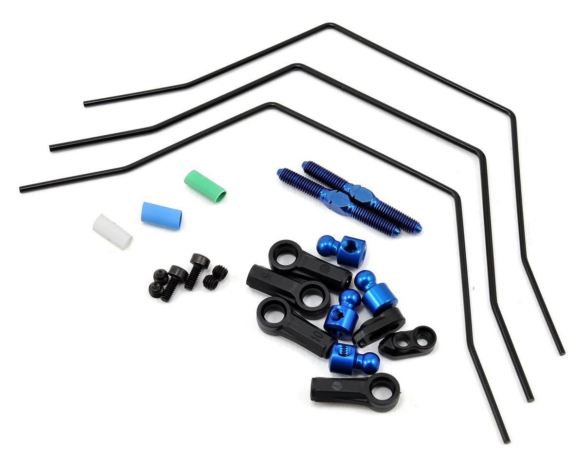 Team Associated RC10 B5M Factory Lite Anti-Roll Bar Kit