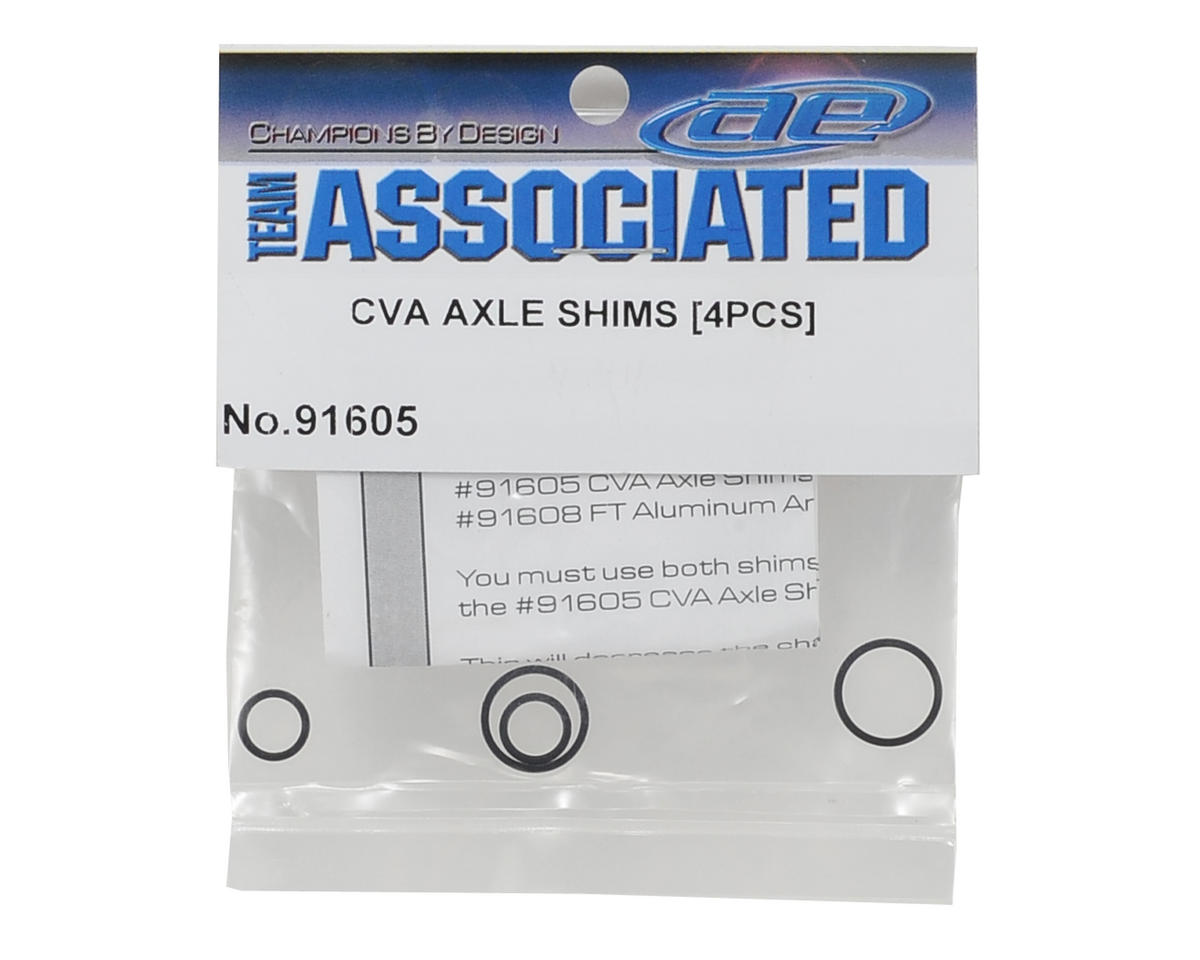 Team Associated CVA Axle Shim Set