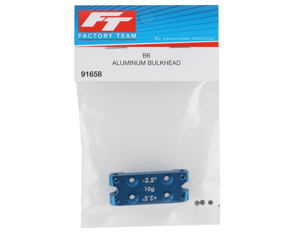 Team Associated B6 Factory Team Aluminum Bulkhead
