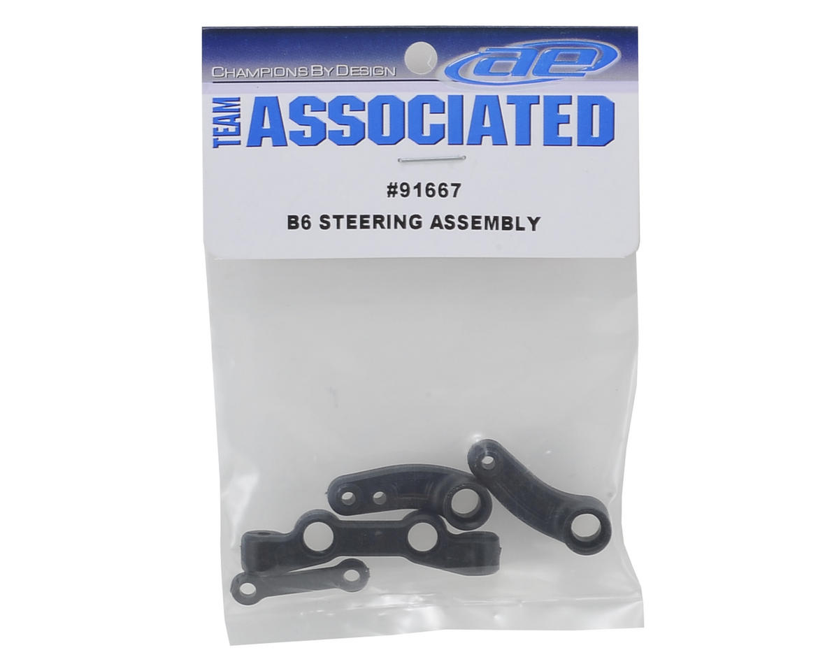 Team Associated B6 Steering Assembly