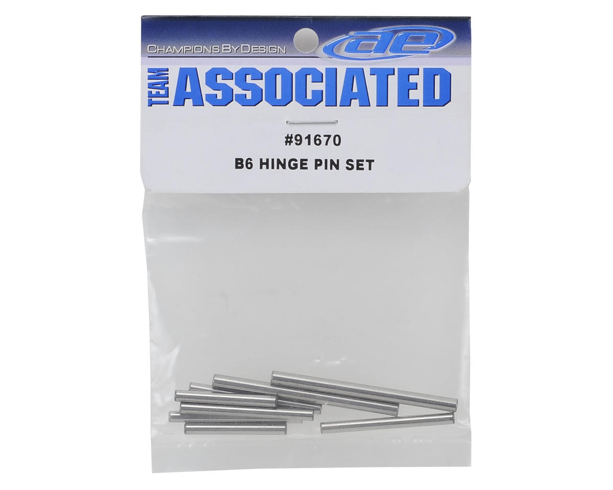 Team Associated B6 Hinge Pin Set
