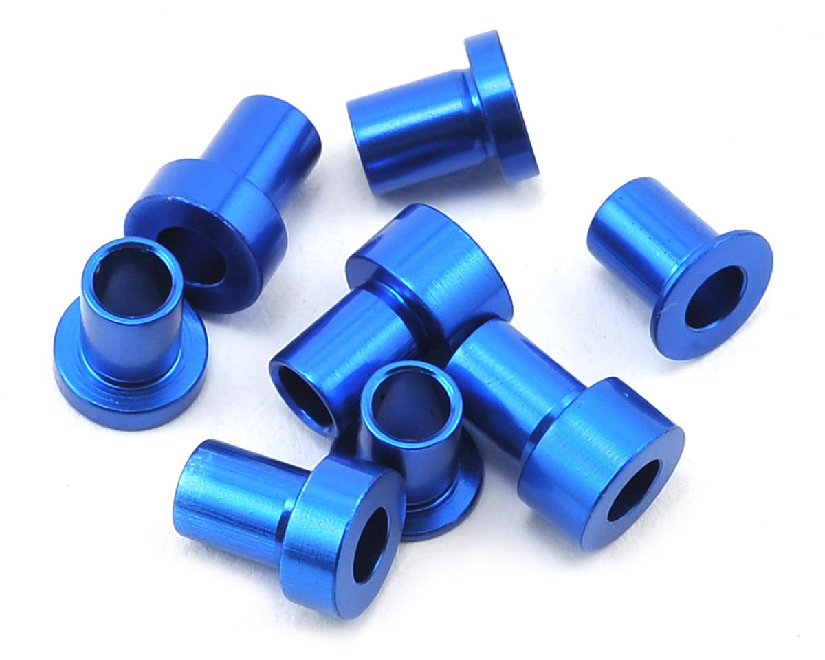 B6 Caster Hat Bushings by Team Associated