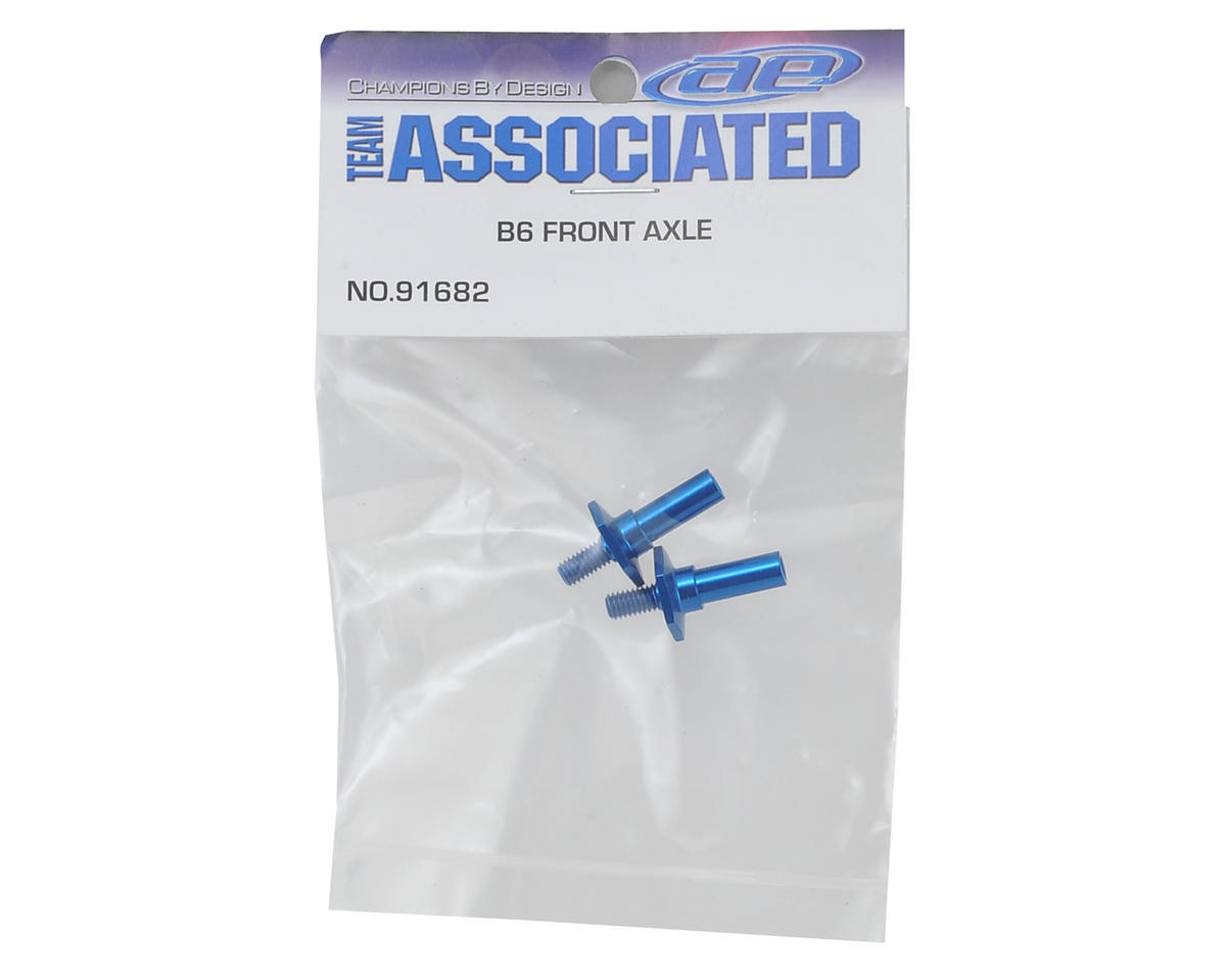 Team Associated B6 Front Axles
