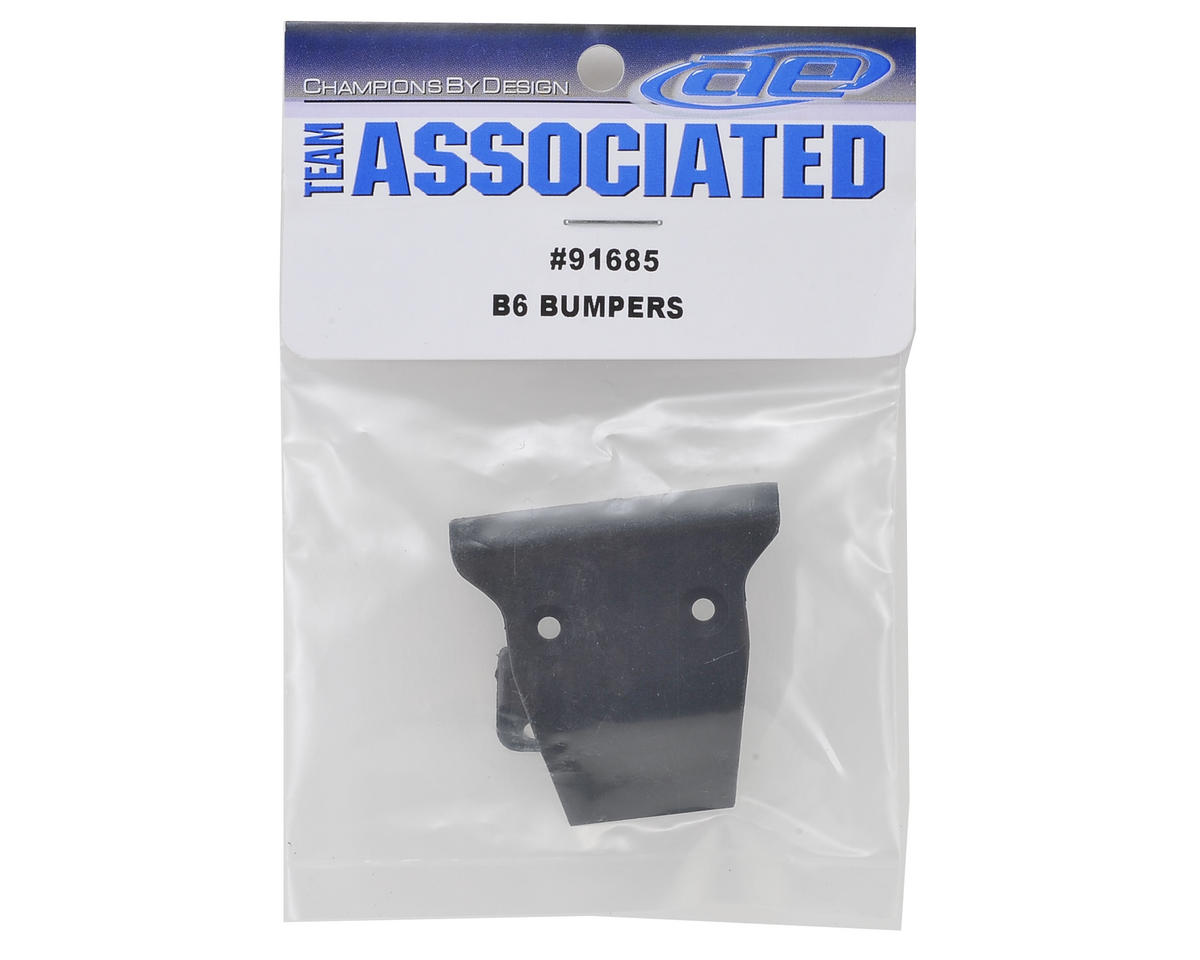 Team Associated B6 Bumper Set