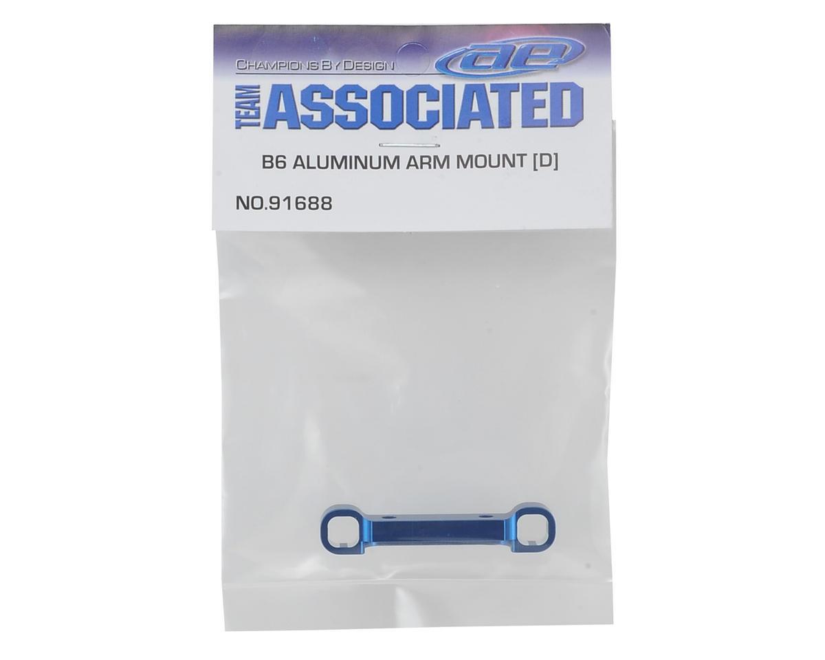 """Team Associated B6 Aluminum """"D"""" Arm Mount"""