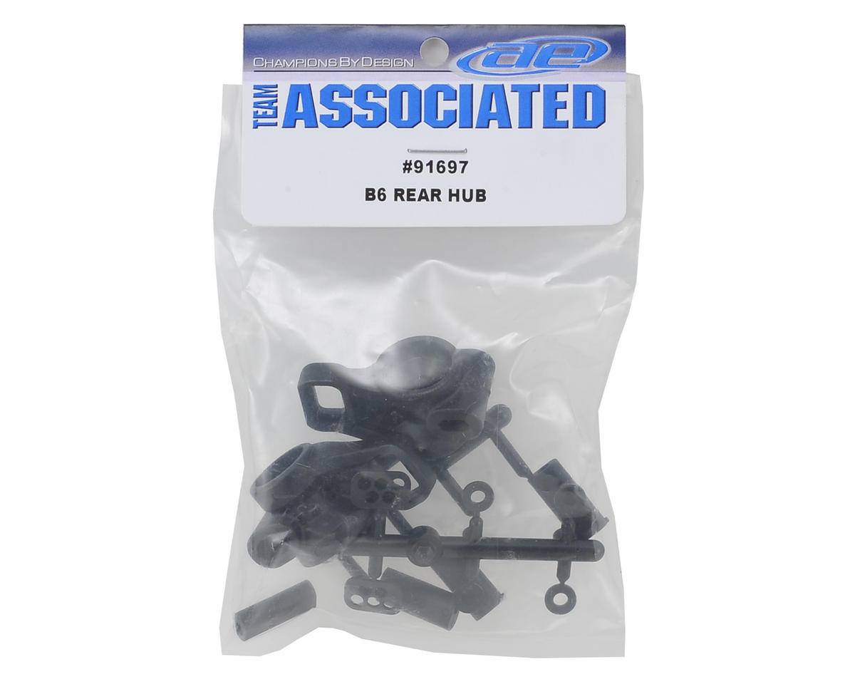 Team Associated B6 Rear Hubs
