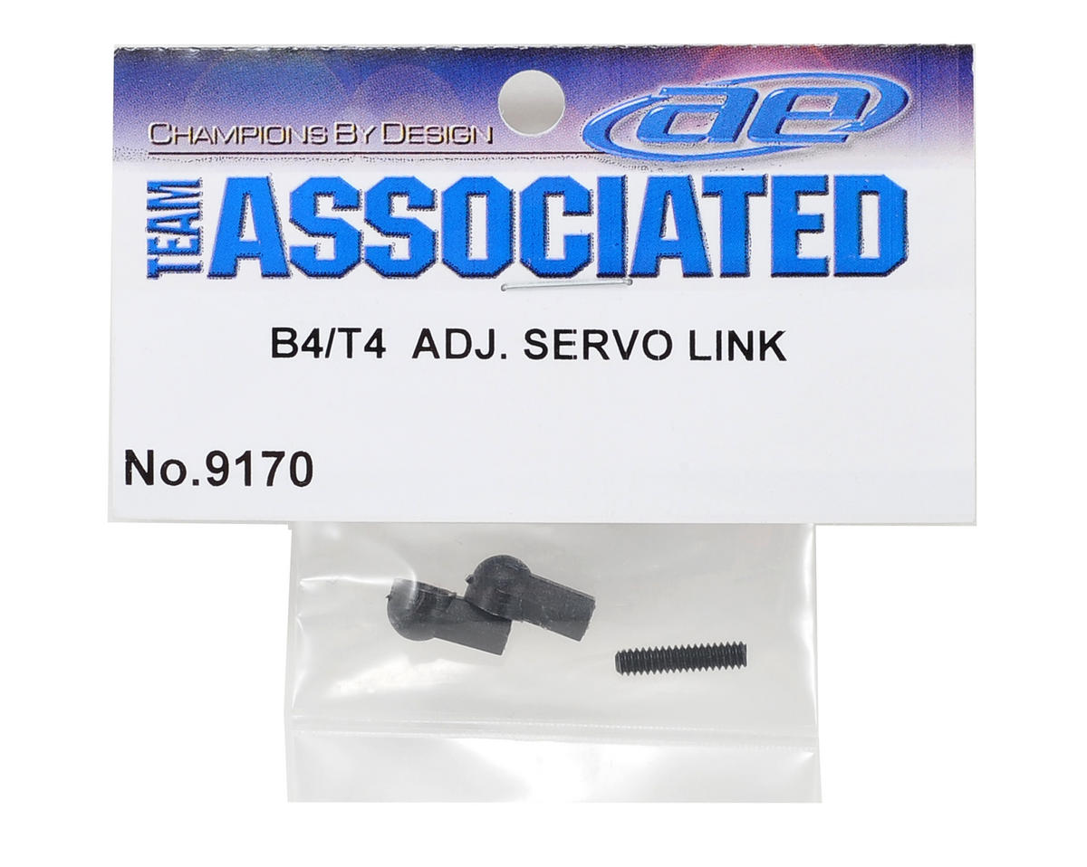Team Associated Adjustable Servo Link Set