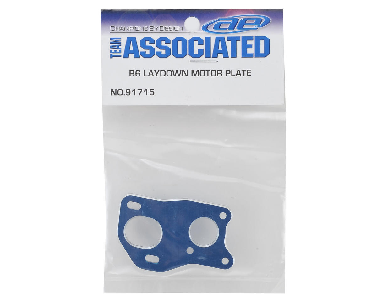 Team Associated B6 Laydown Motor Plate