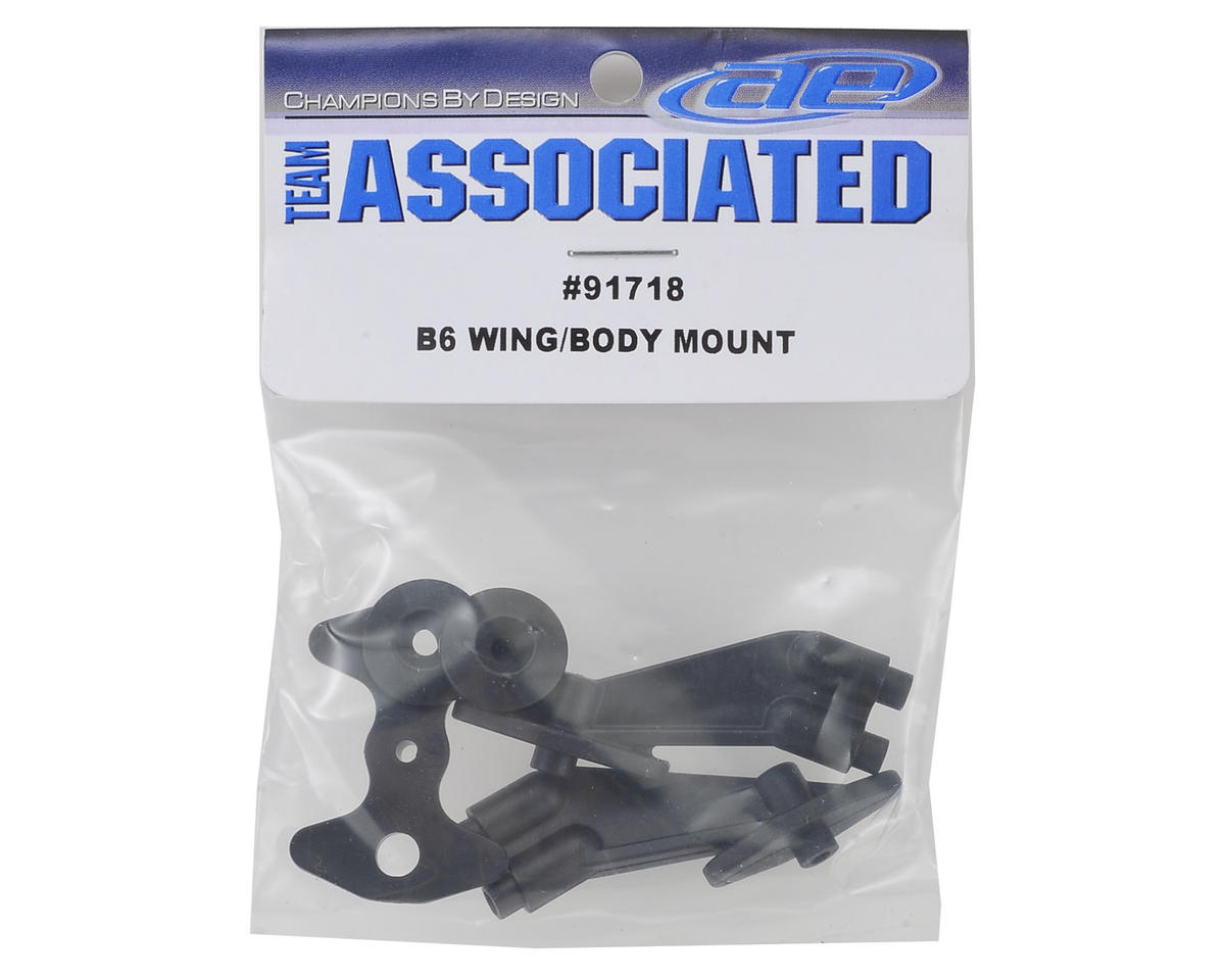Team Associated B6 Wing/Body Mount