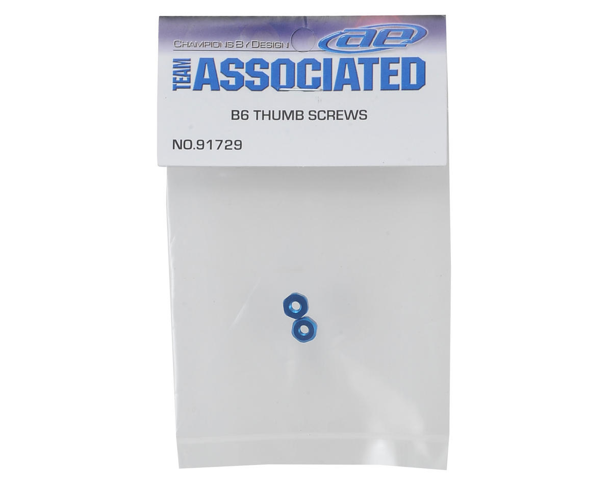 B6 Thumbscrews by Team Associated
