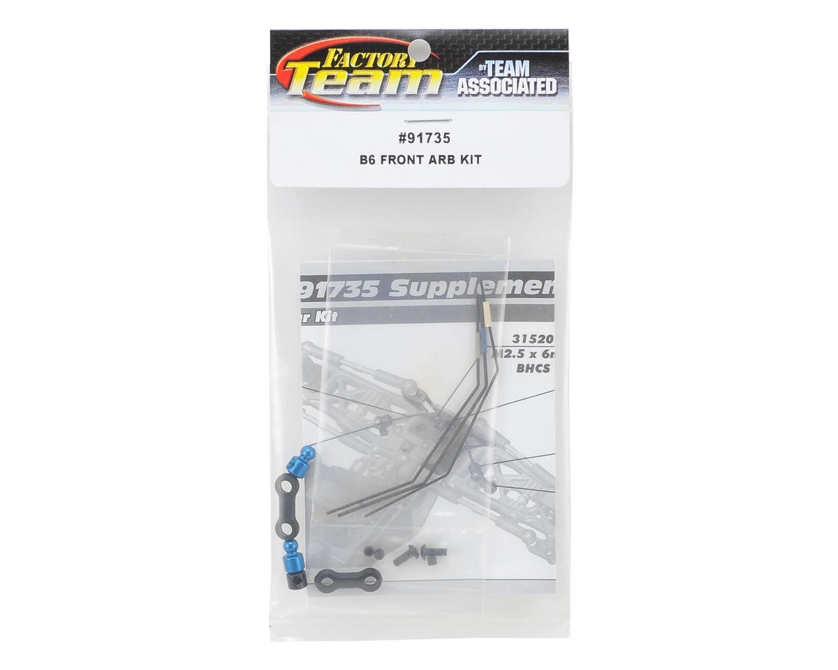 Team Associated B6 Front Anti-Roll Bar Kit
