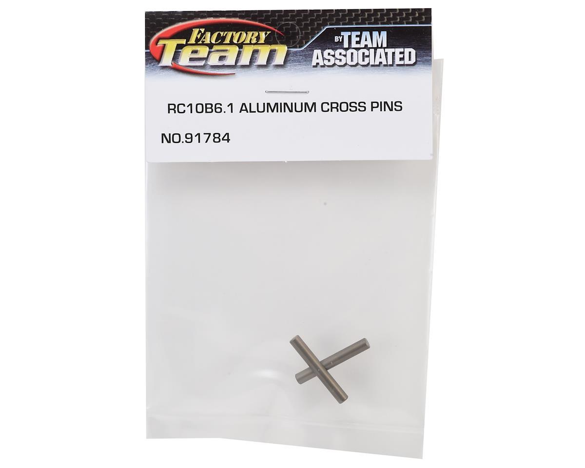 Team Associated B6.1/B6.1D Factory Team Aluminum Gear Diff Cross Pins