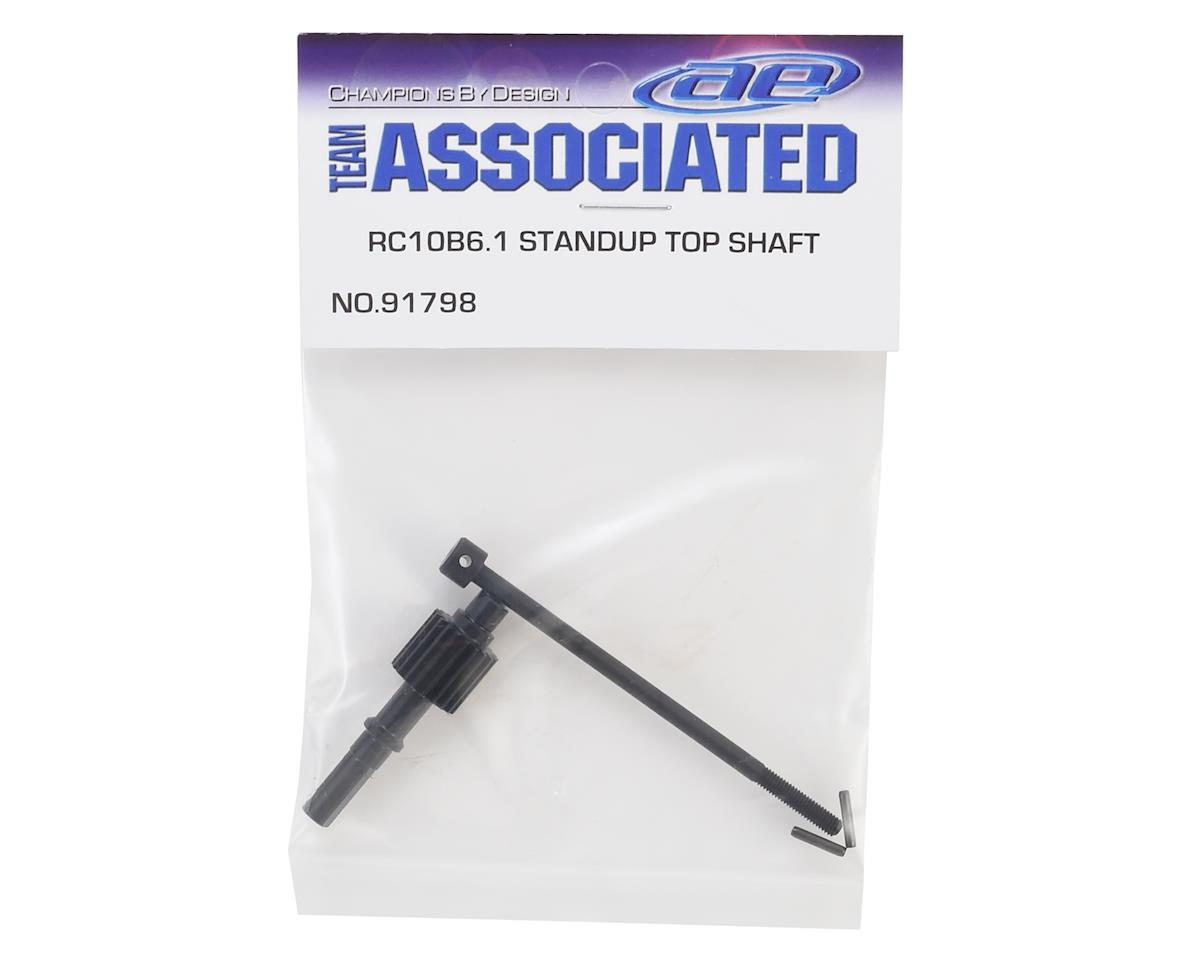 Team Associated B6.1/B6.1D Standup Top Shaft