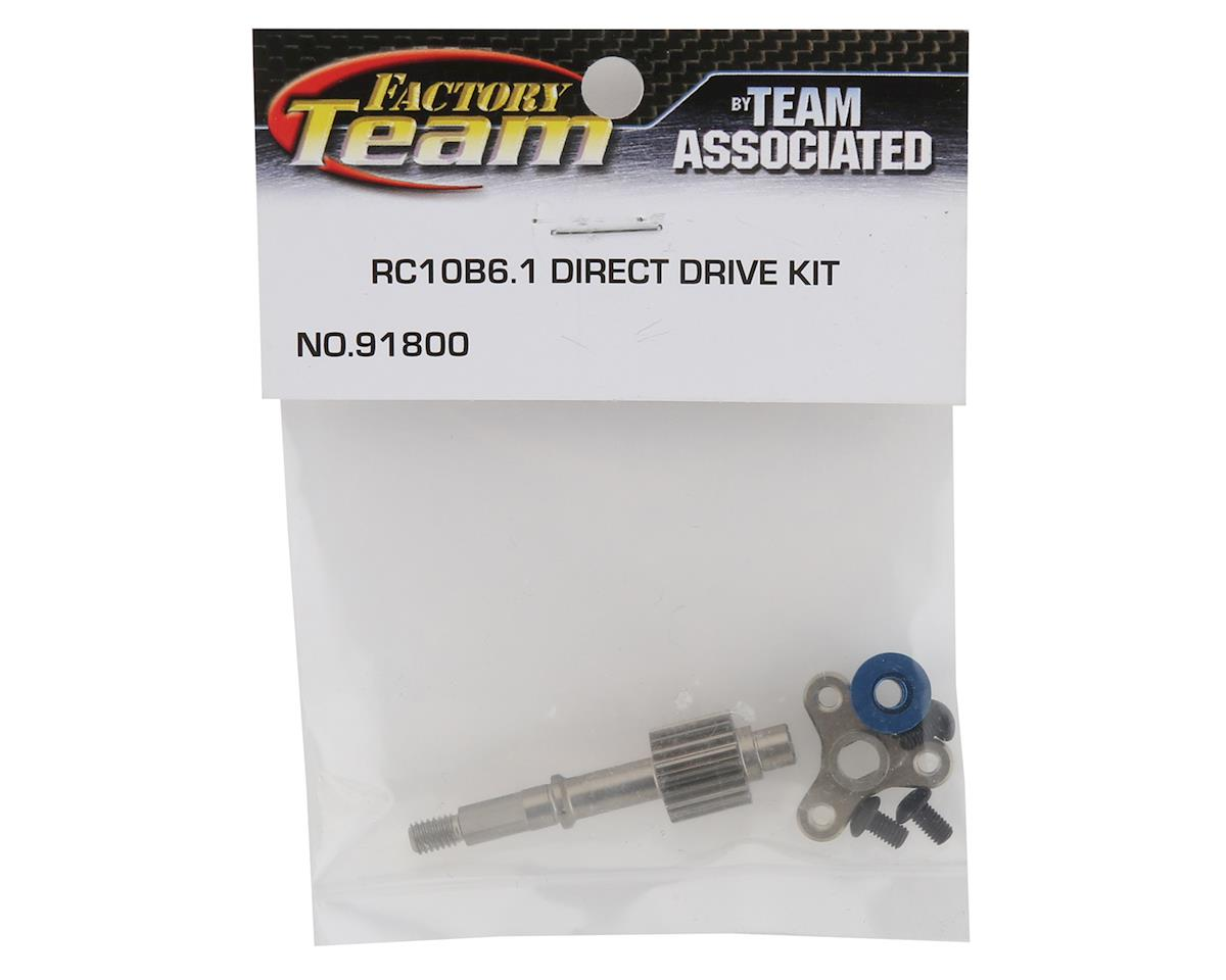 Team Associated B6.1/B6.1D Factory Team Direct Drive Kit