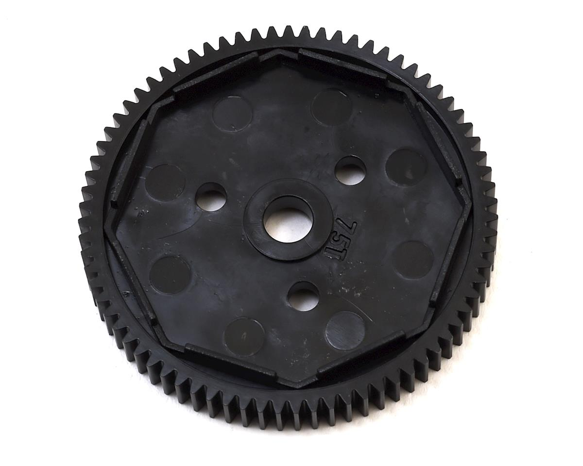 B6.1/B6.1D 48P Spur Gear (75T) by Team Associated