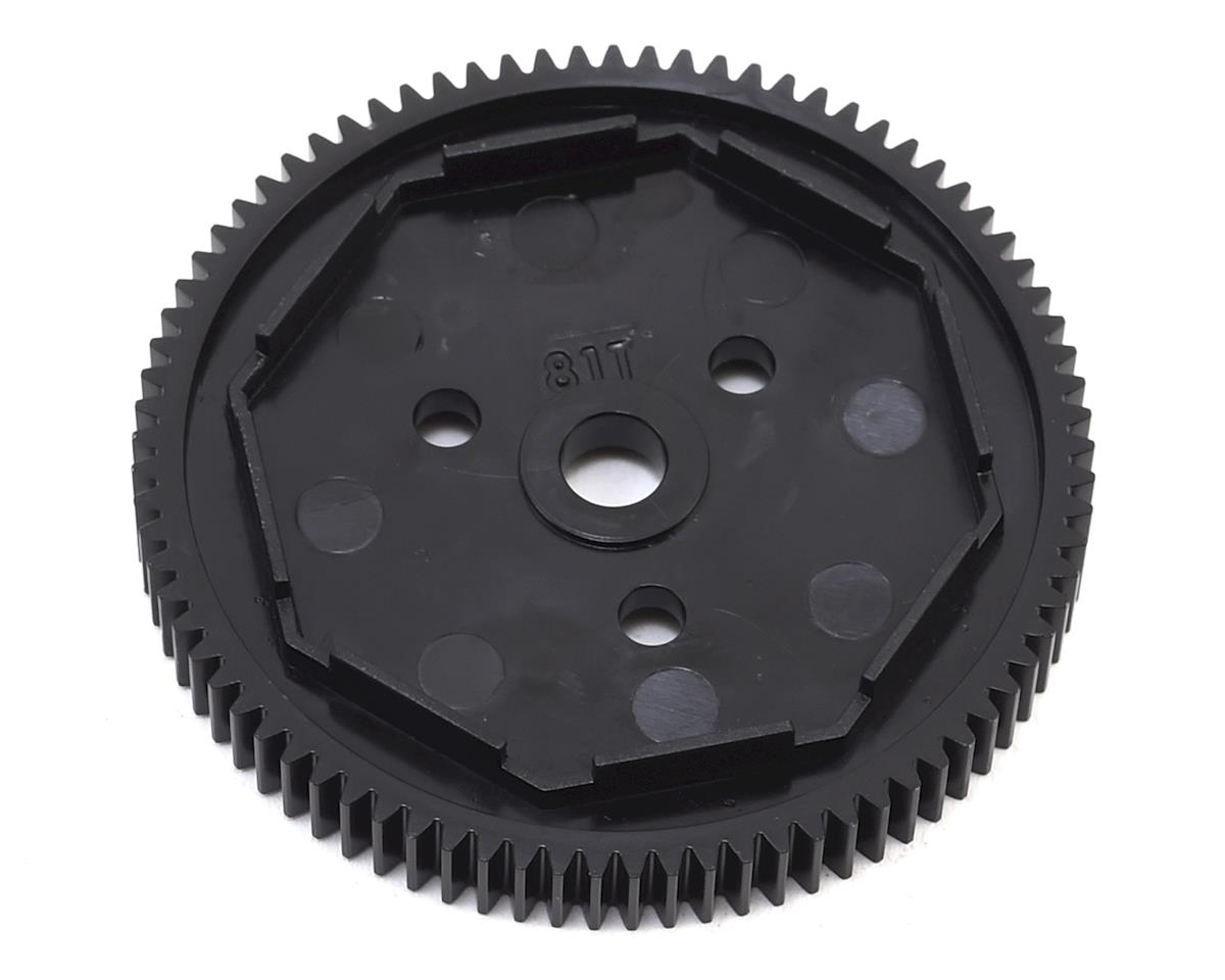 Team Associated B6.1/B6.1D 48P Spur Gear (81T)