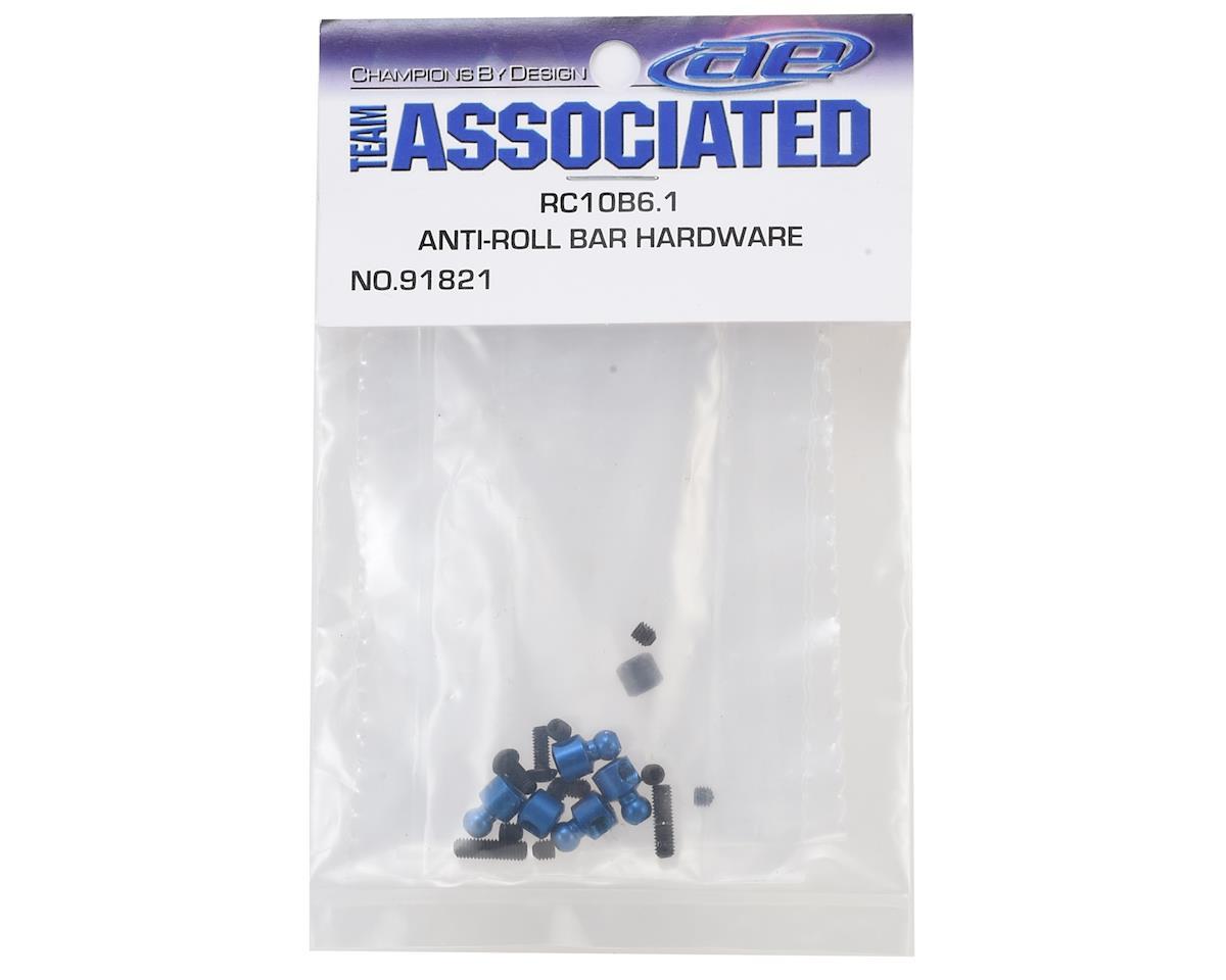 Team Associated B6.1/B6.1D Anti-Roll Bar Hardware