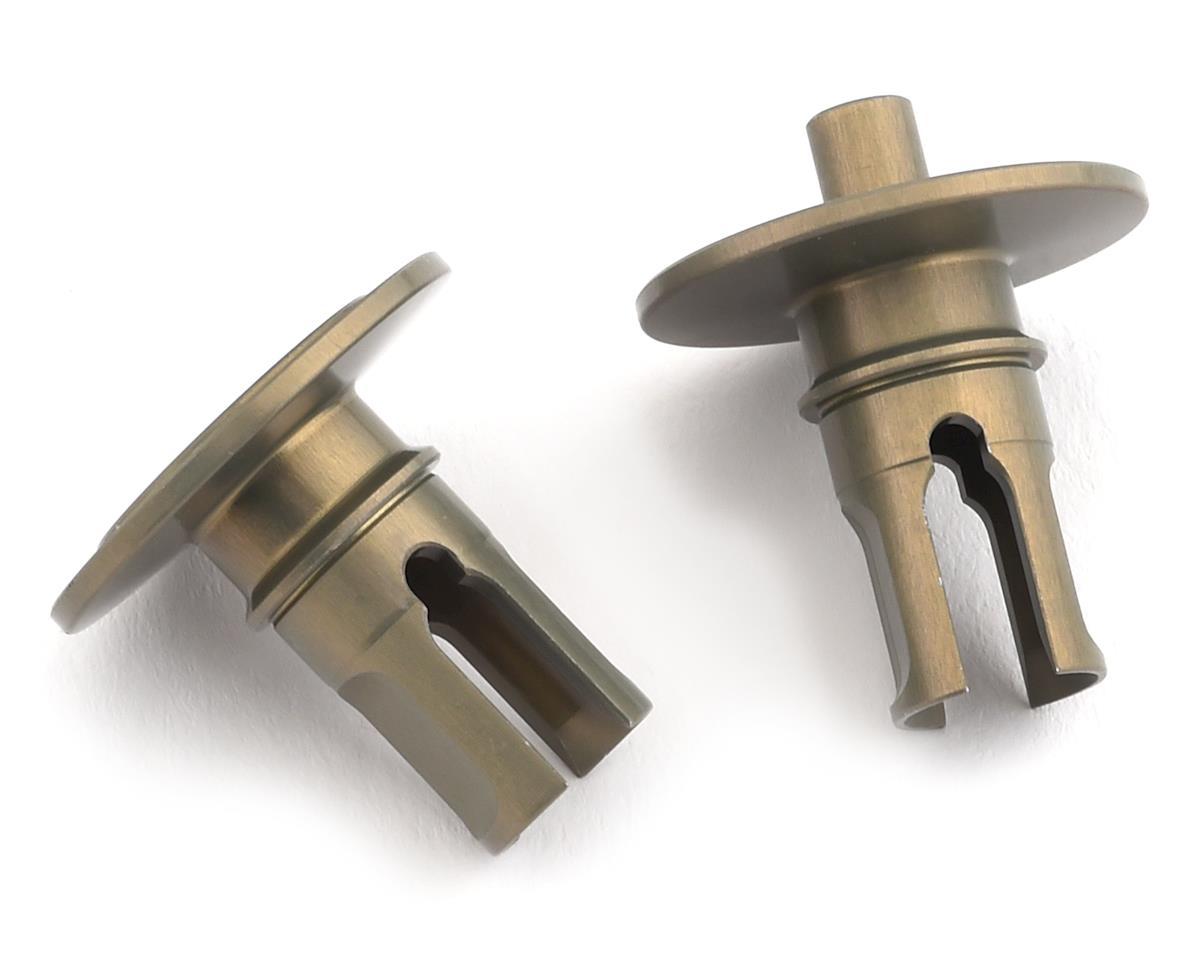 Team Associated RC10 B6.1D B6.1 Factory Lite Aluminum Diff Outdrives