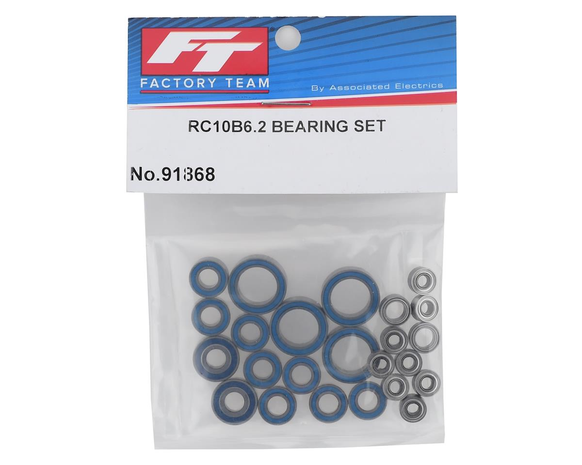 Team Associated RC10B6.2 Factory Team Bearing Set | relatedproducts