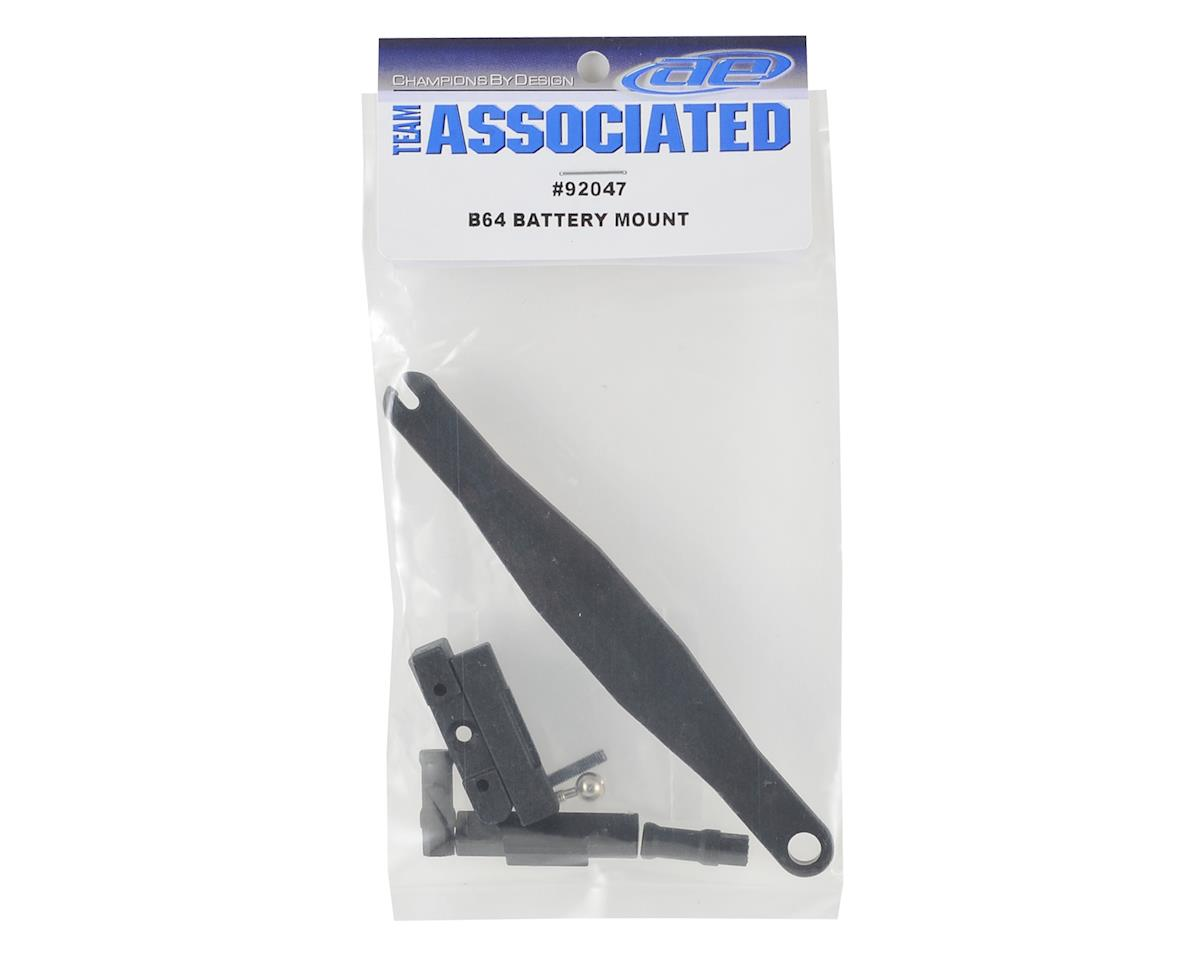 Team Associated B64 Battery Mount