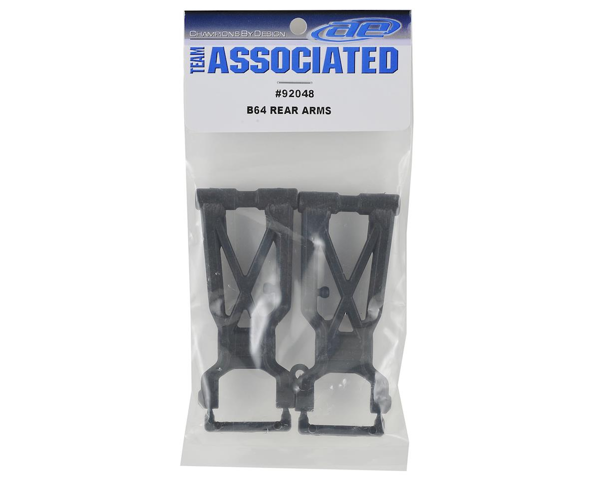 Team Associated B64 Rear Suspension Arm (2)