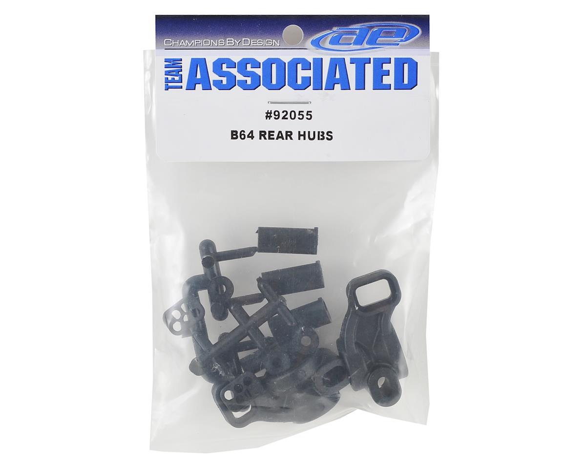 Team Associated B64 Rear Hubs (2)