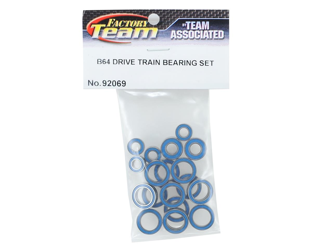 Team Associated B64 Factory Team Drivetrain Bearing Set