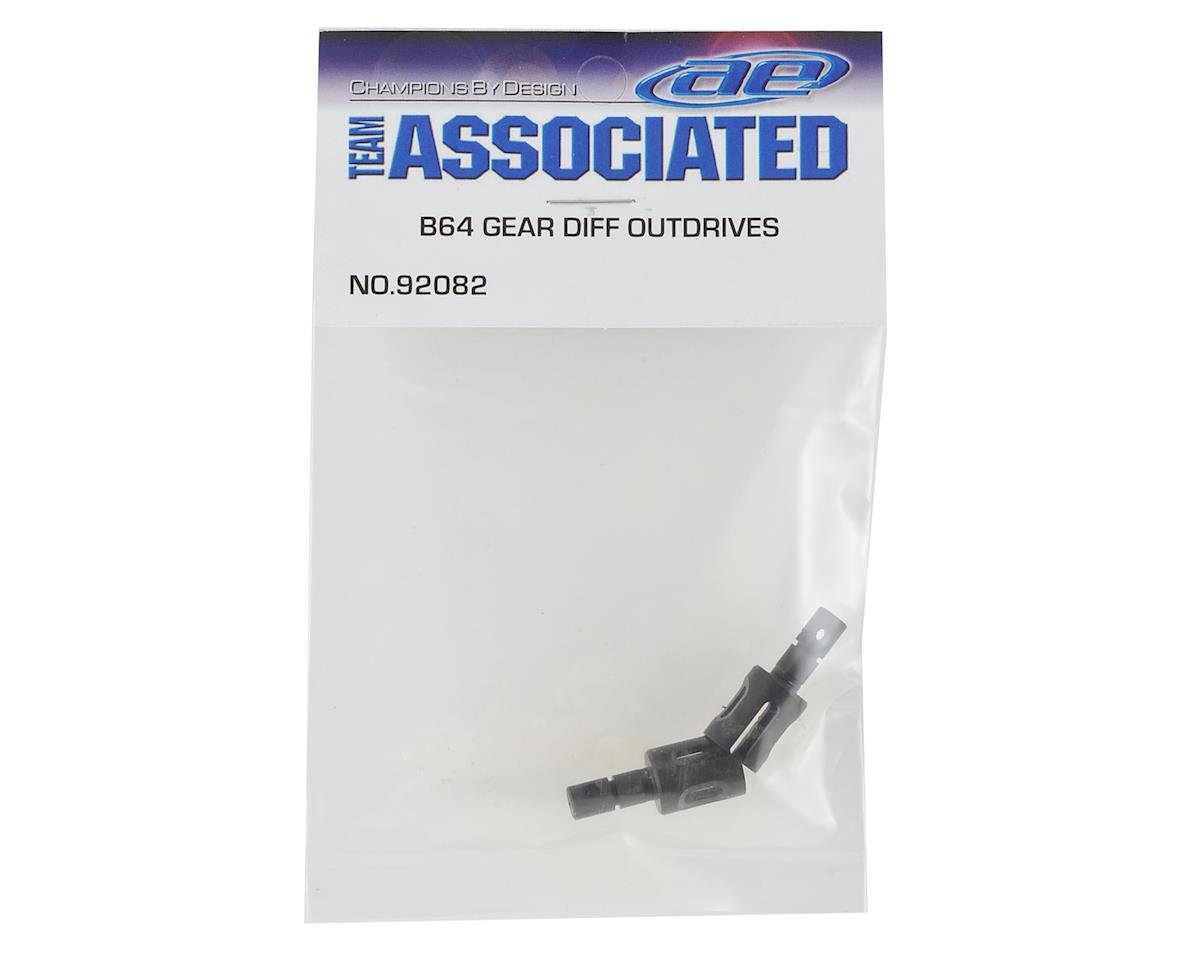 Team Associated B64 Gear Diff Outdrives (2)