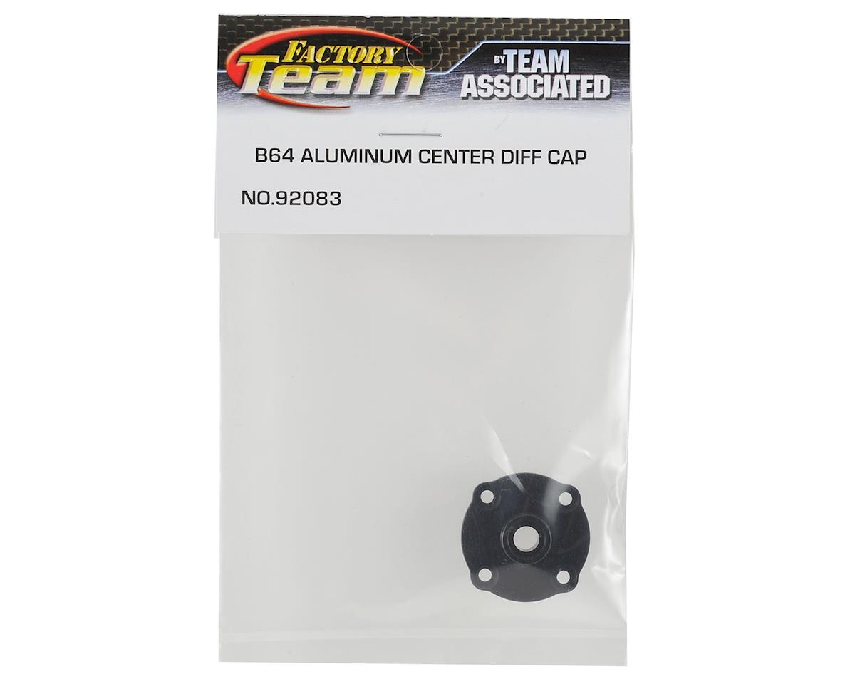Team Associated B64 Factory Team Aluminum Center Diff Cap