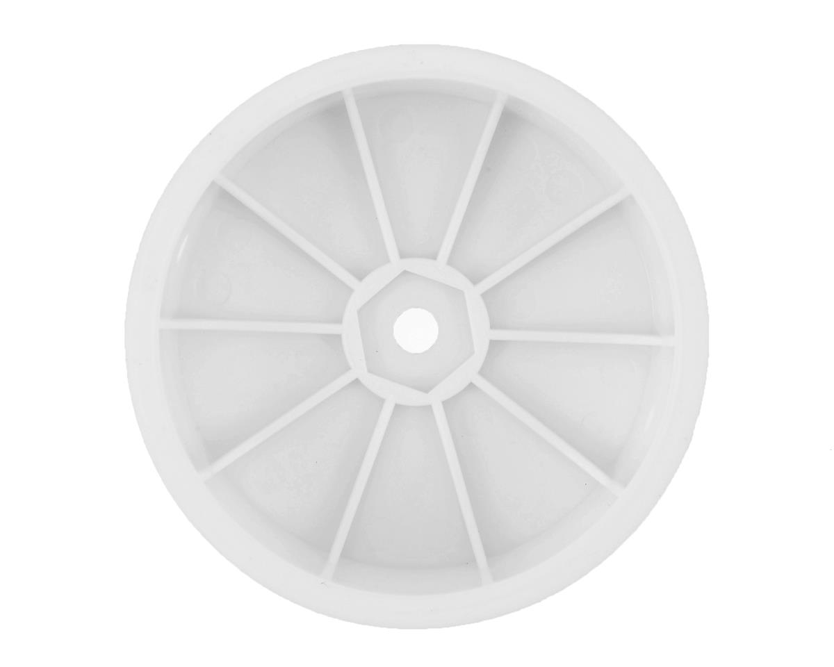 Team Associated 12mm Hex 2.2 4WD Front Buggy Wheels (2) (B64) (White)