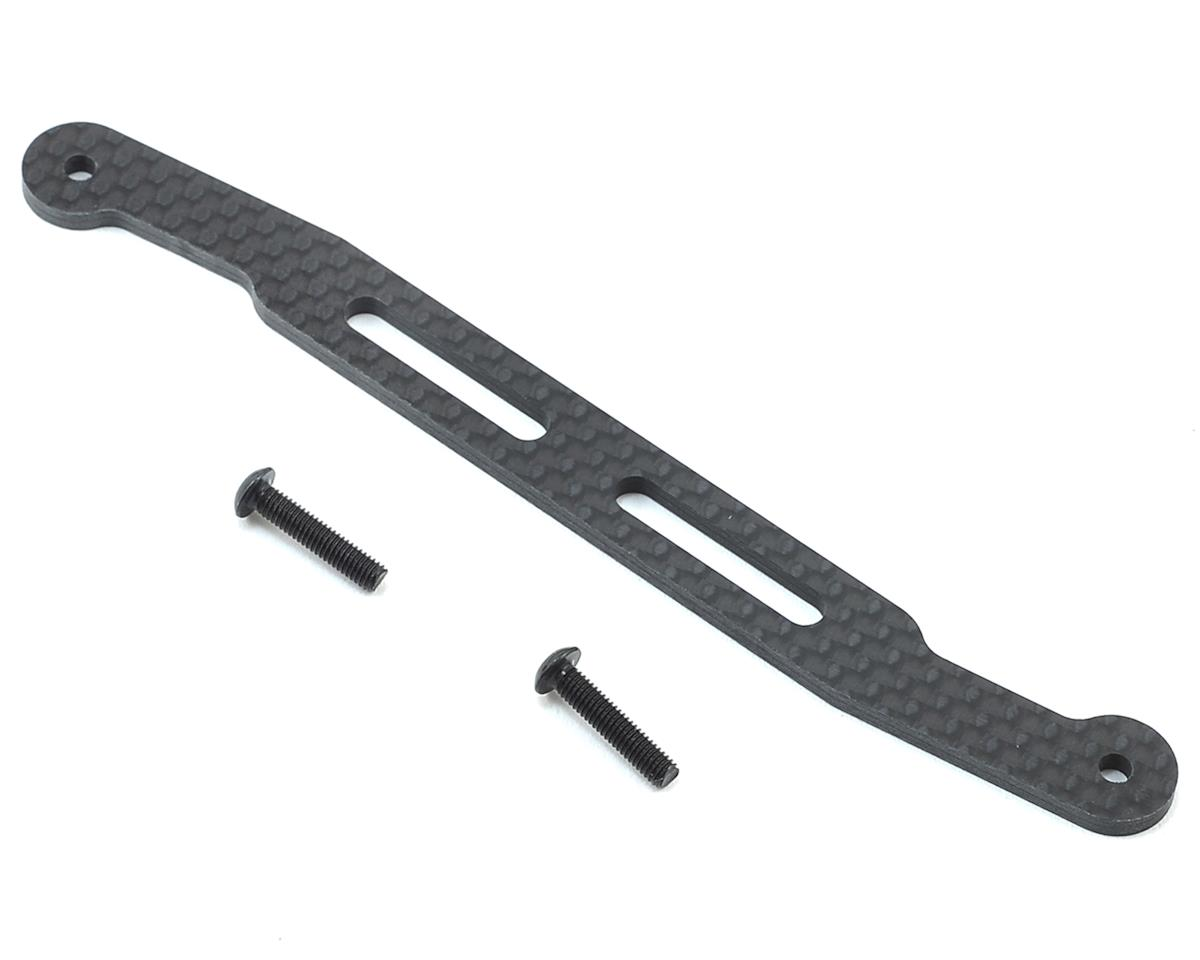 Team Associated Carbon B64 Factory Team Battery Strap