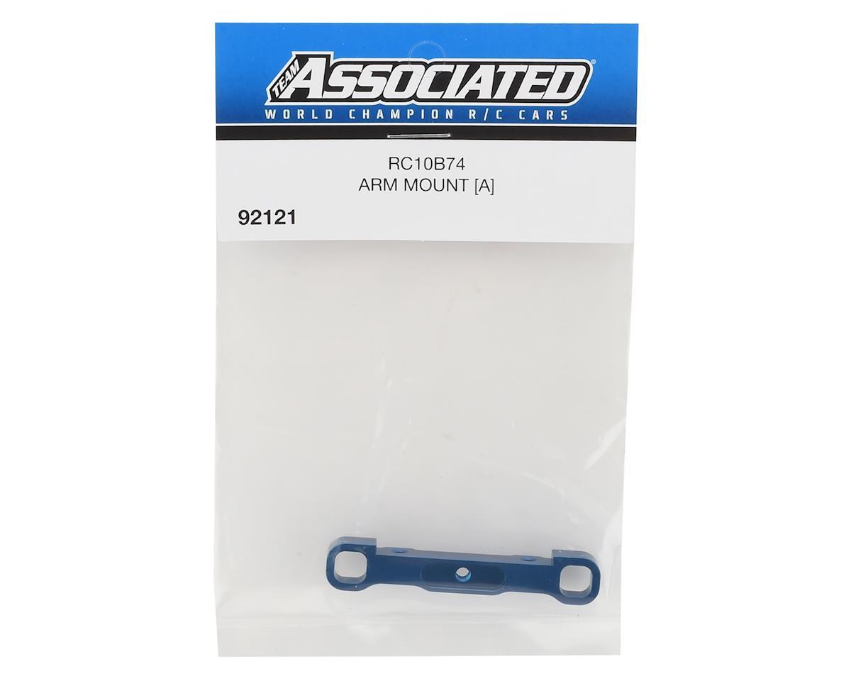 "Team Associated RC10B74 Aluminum ""A"" Arm Mount"