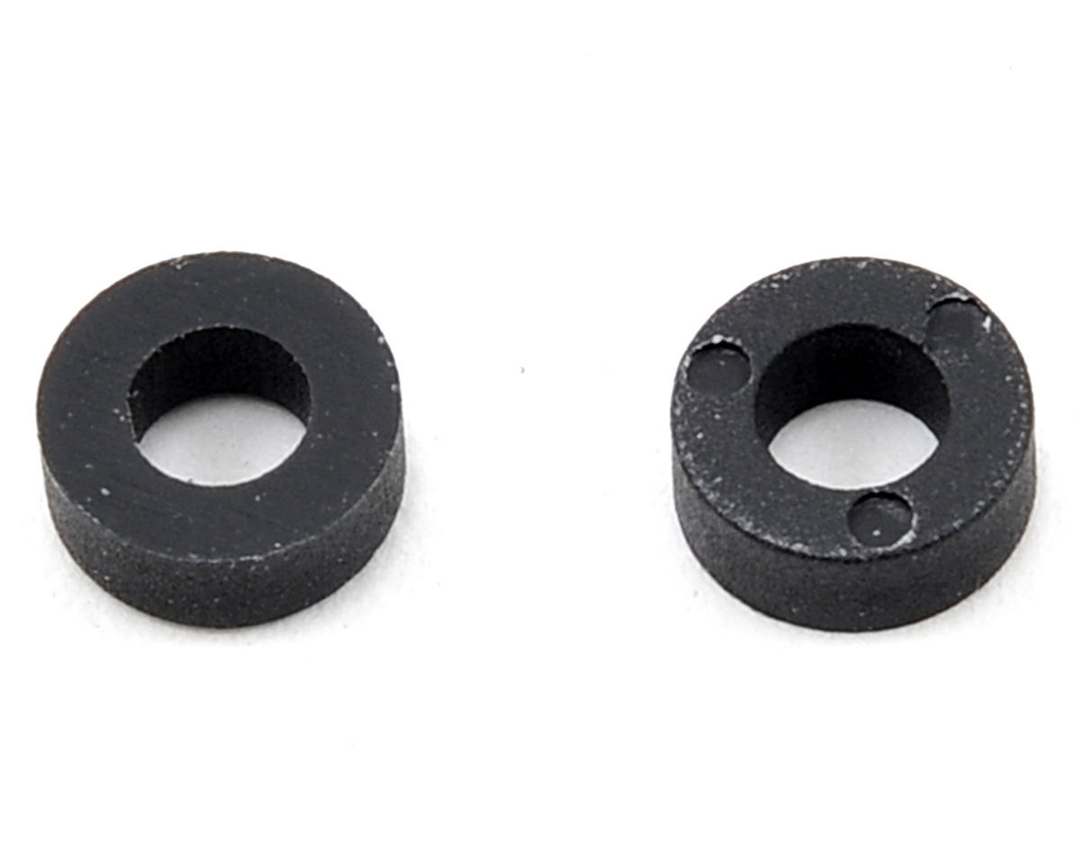 "Team Associated 1/8x1/4"" Spacer Set (2)"